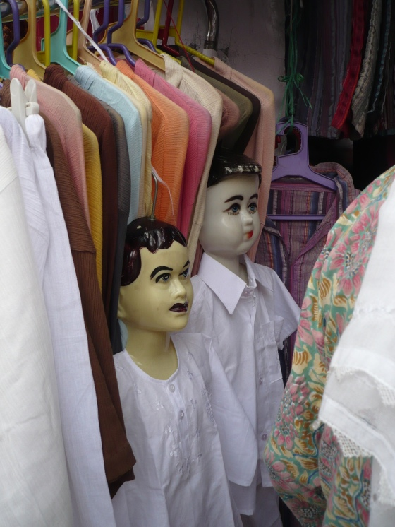 clothing dummies