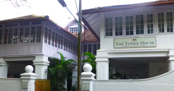 Tower House ~ Fort Cochin...