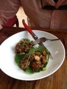 red velvet lounge cafe lunch