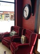 Red velvet lounge cafe